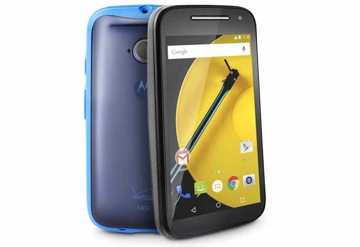 Motorola Moto E Bundle for budget conscious