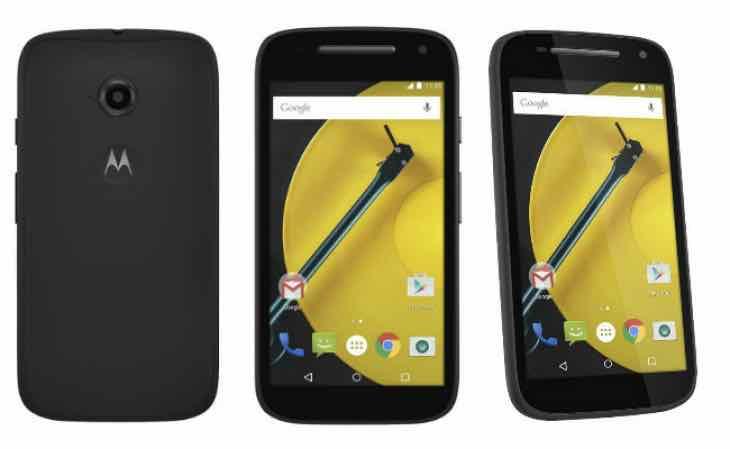 Motorola Moto E Bundle specs