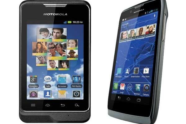 Motorola RAZR V lacks Android positivity