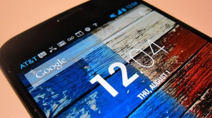 Motorola's Moto X password Skip