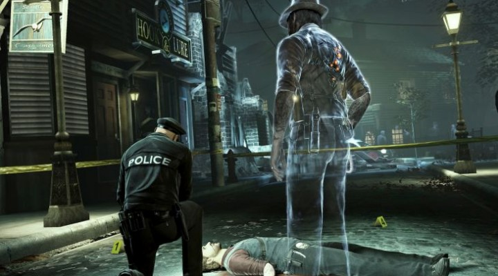 Murdered: Soul Suspect hinted with PS4 release