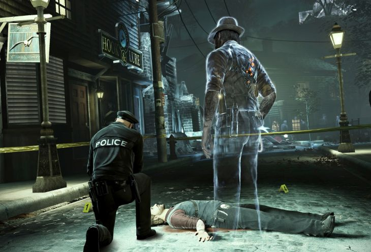 Murdered  Soul Suspect hinted with PS4 release