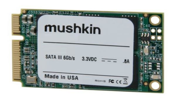 Mushkin 480GB SSD and review of Intel's latest
