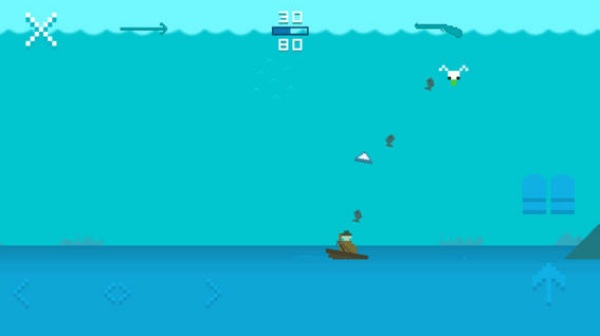 Mutated Sea iOS app