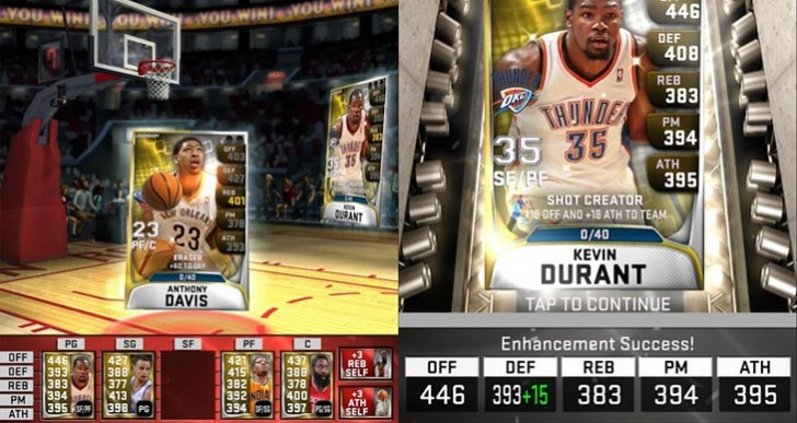MyNBA2K15 app live for Android