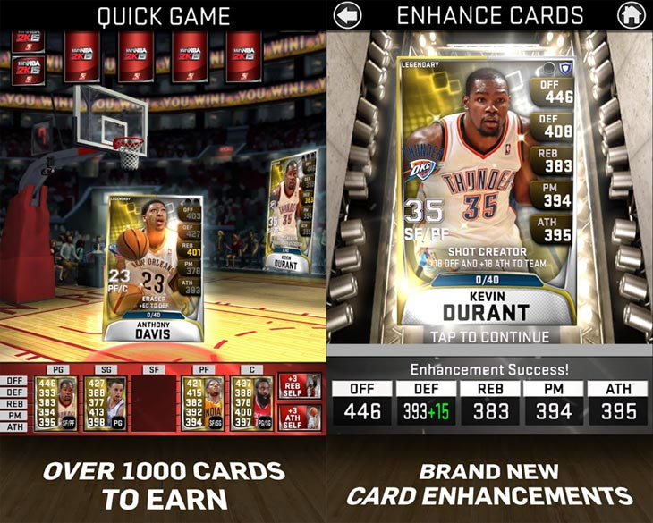 MyNBA2K15 App Live For Android Product Reviews Net