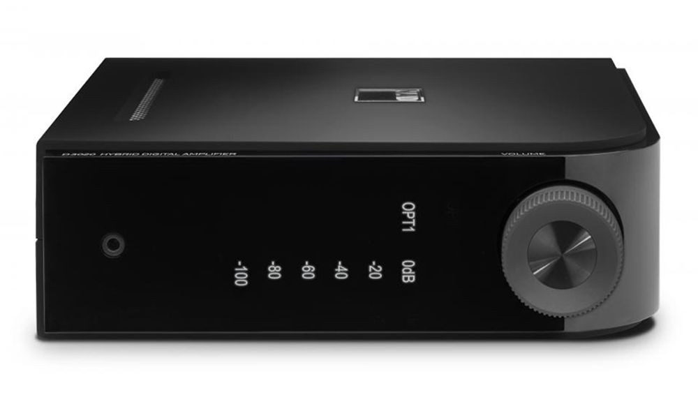 NAD D 3020 is an AV receiver alternative