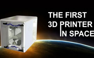 NASA 3D printer in space next year