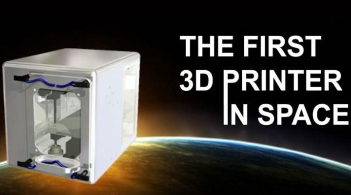 NASA 3D printer in space next year