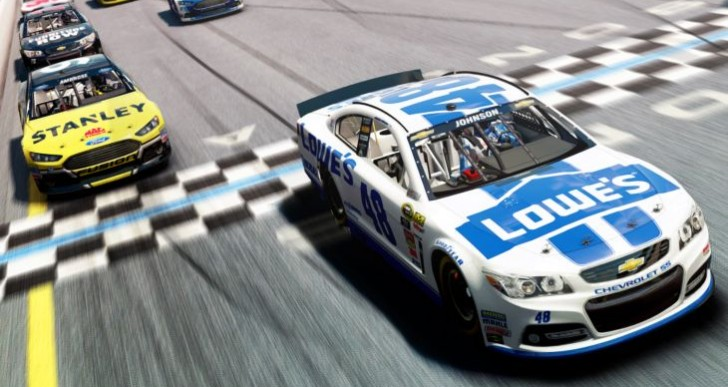 NASCAR 14 joins GT6 with PS4, Xbox One avoidance