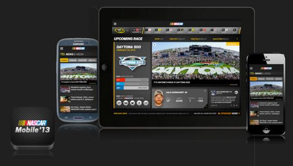 NASCAR's race schedule redefined with app voting in 2013