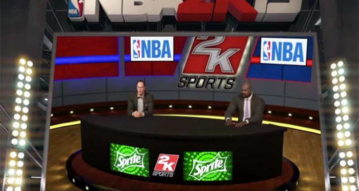 NBA 2K15 gameplay trailer finally live