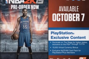 NBA 2K15 new Legends and PS4, XB1 gameplay