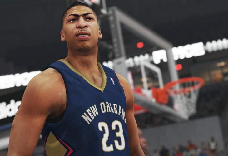 NBA 2K15 price at ASDA, GAME, Tesco