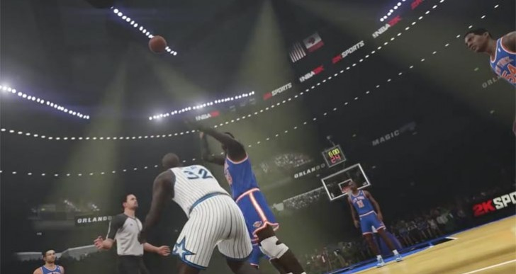 NBA 2K15 release date buildup with trailers