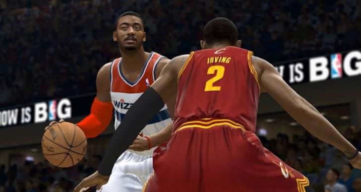 NBA Live 15 UK price at ASDA, GAME and Tesco