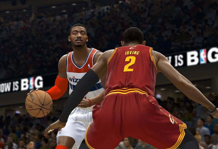 NBA Live 15 UK price at ASDA, GAME and Tesco