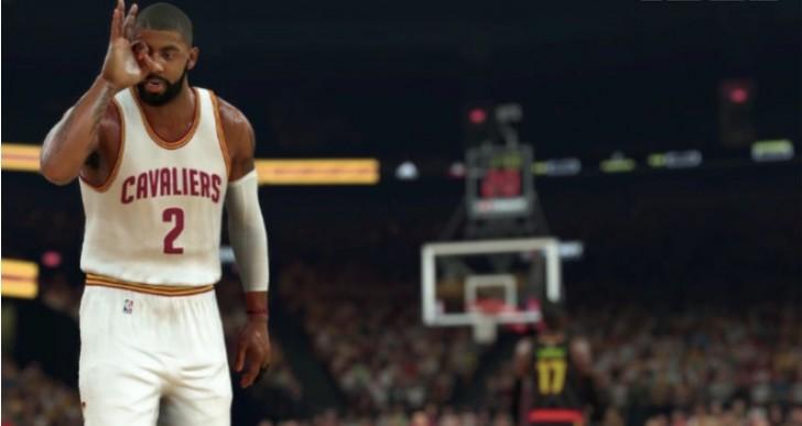 NBA 2K17 servers down April 4, career not loading