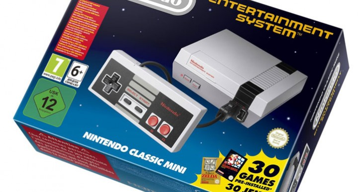 NES Classic Edition in stock hunt for UK