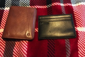 NODUS Hifold and Compact 4 Card Wallet review – pay contactless with RFID protection