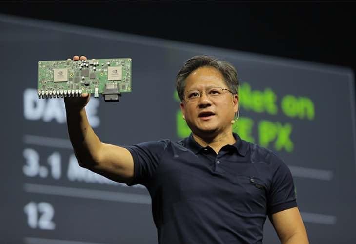 NVIDIA Drive PX platform targets Tesla self-driving car