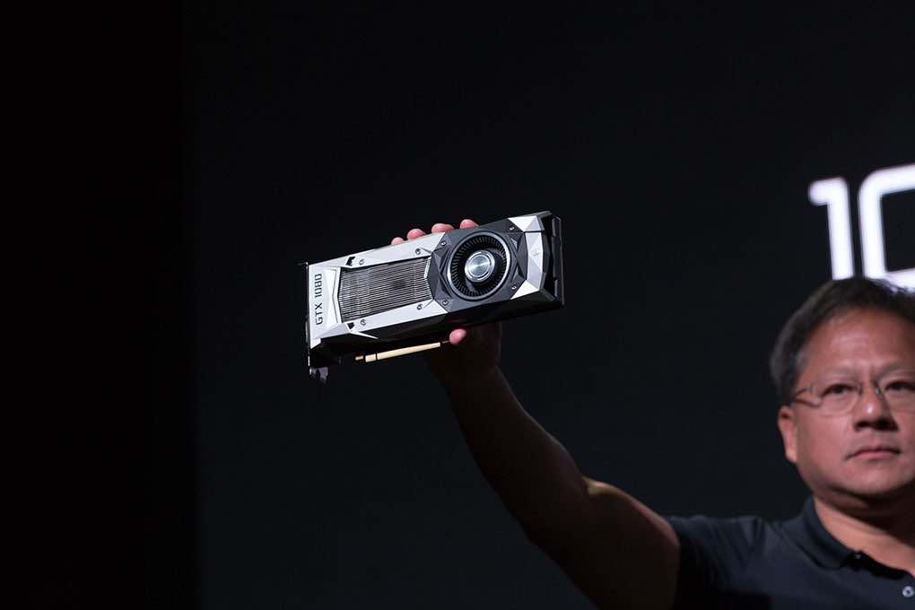 NVIDIA GTX 1080 release date