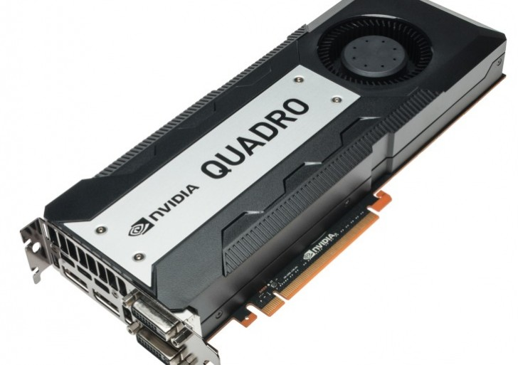 NVIDIA Quadro K6000 GPU specs, price not yet released