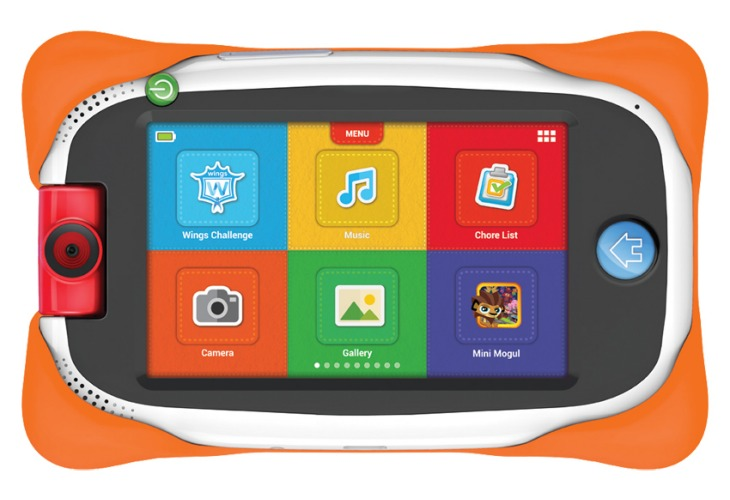 Nabi Jr. 5-inch tablet specs and hands-on review