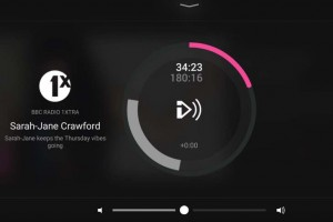 Native iPlayer Radio app for iPad and Android tablets