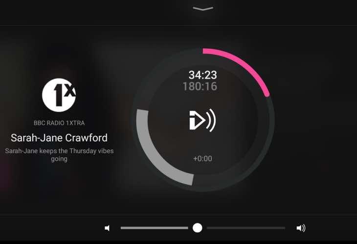 Native iPlayer Radio app for iPad