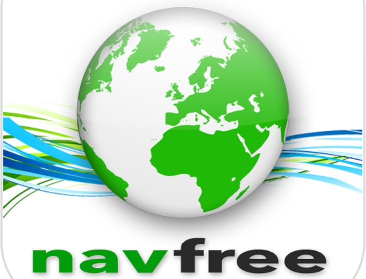 Navfree navigation app updated for Android, iPhone