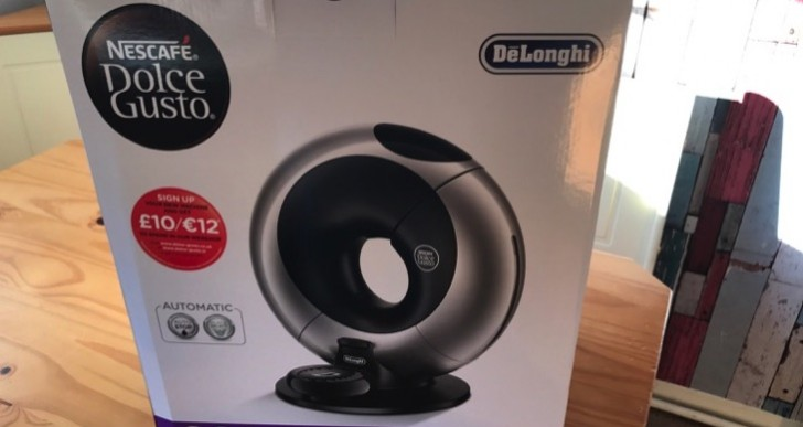 Nescafe Dolce Gusto Eclipse review – Modernise your kitchen for Christmas