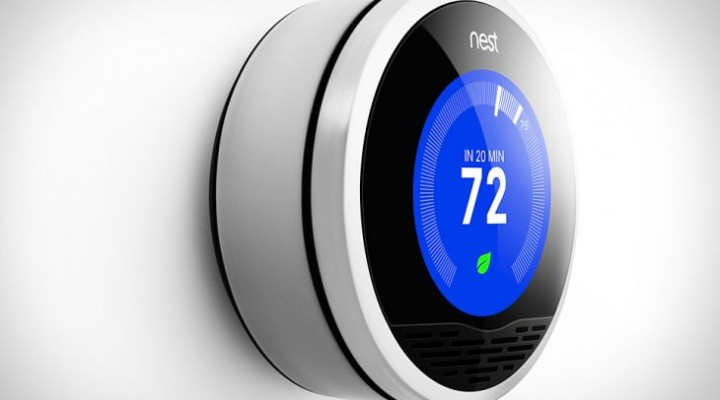 Nest Learning Thermostat UK release almost here