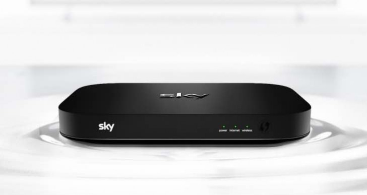 Netflix and Amazon Prime through new Sky box, coming 2016