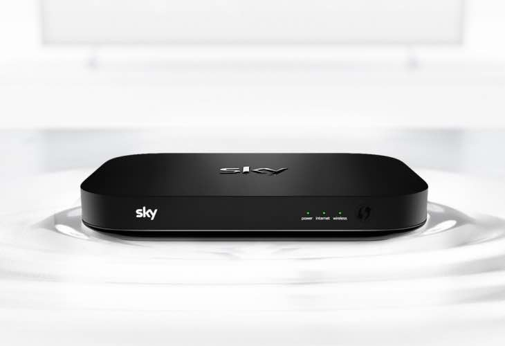 Netflix and Amazon Prime through new Sky box