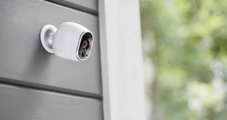 Netgear Arlo Pro software update wait for missing feature