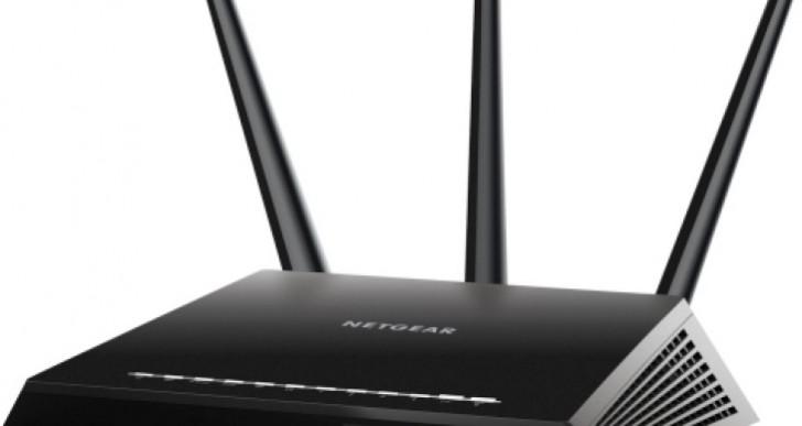 Netgear R7000 802.11ac Dual Band router