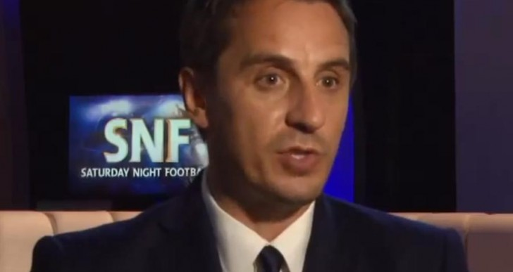 FIFA 14 Ultimate Team gains Neville insight