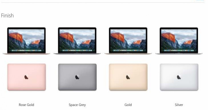 New 12 inch Retina MacBook without Thunderbolt 3 support