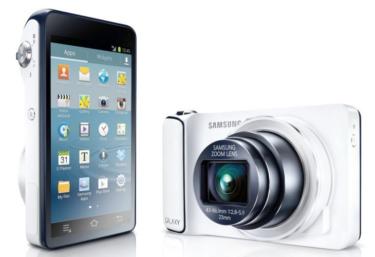 New 2013 Samsung GALAXY Camera on a budget