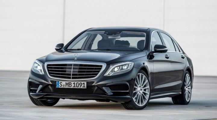 New 2014 Mercedes S-Class models include 5 variants