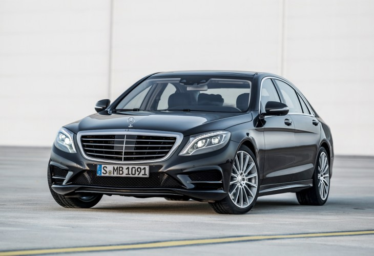 New 2014 Mercedes S-Class models include six variants