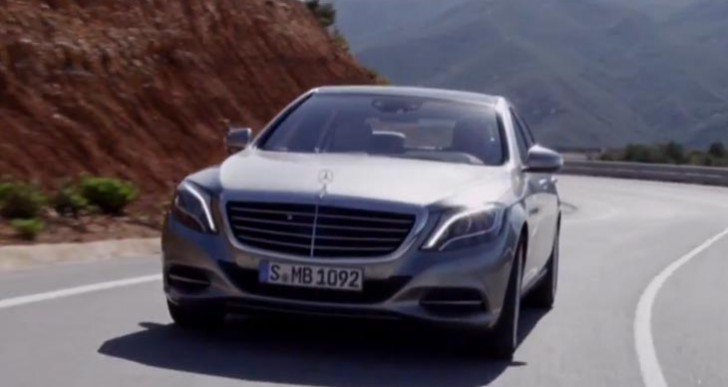 New 2014 Mercedes S-Class price and video presentation