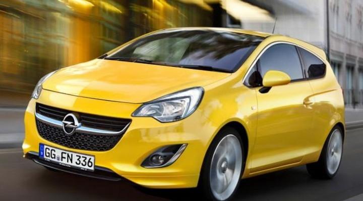 New 2014 Vauxhall Corsa finally revealed