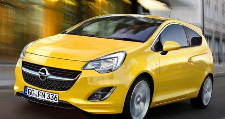 New 2014 Vauxhall Corsa finally revealed