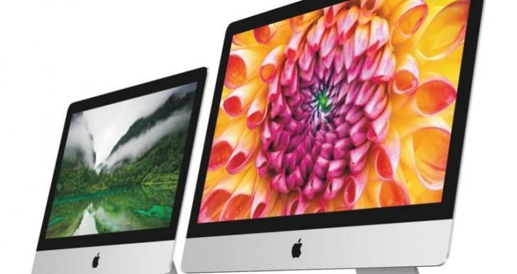 New 2014 iMac price point in UK, US