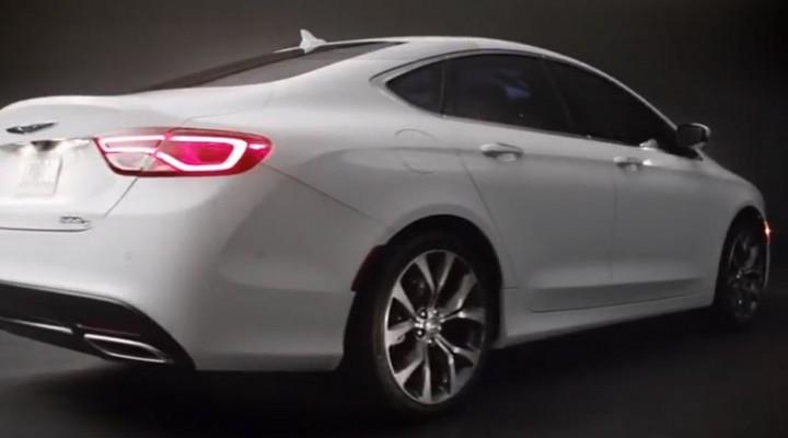 New 2015 Chrysler 200 commercial