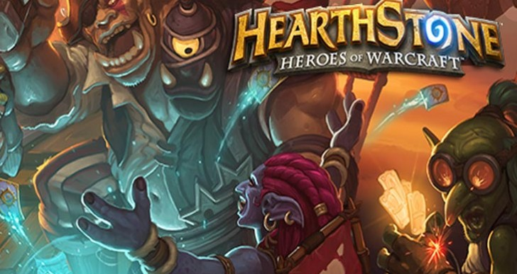 New 2015 Hearthstone expansion with Pirate, Murloc decks