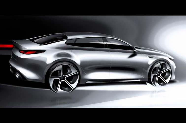 New 2015 Kia Optima image