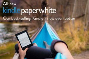New 2015 Kindle Paperwhite reviews, an ideal gift